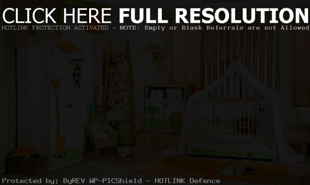 Baby Room Decorating Ideas | House Decorating Ideas