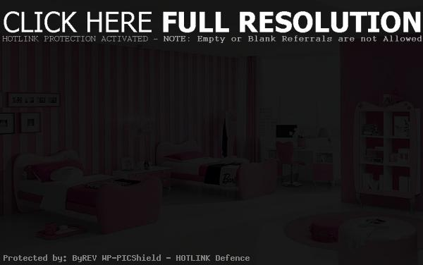 girl bedroom furniture pink
