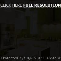 good circulation system for small kitchen