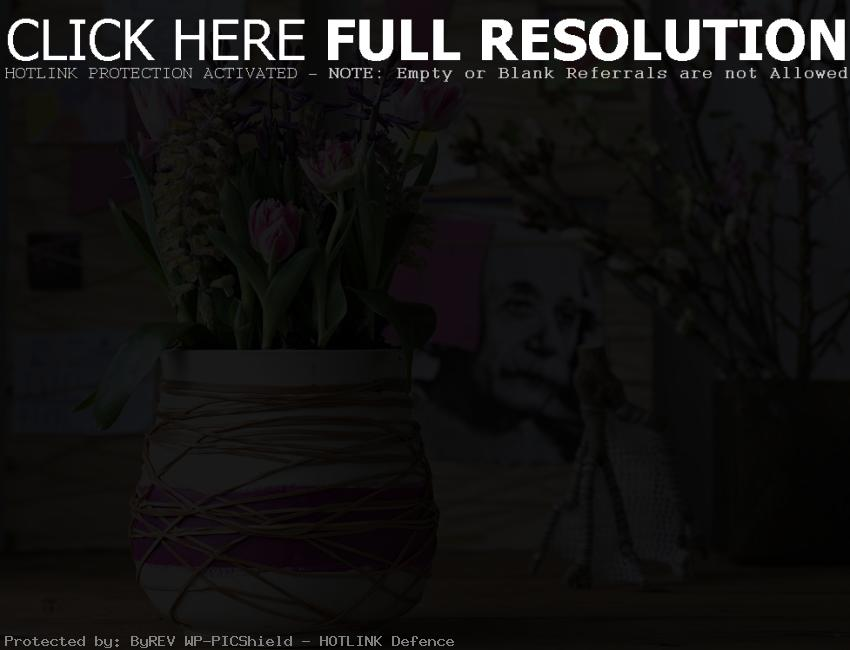 House Decorating Ideas | Spring decorations: With flowers and ...