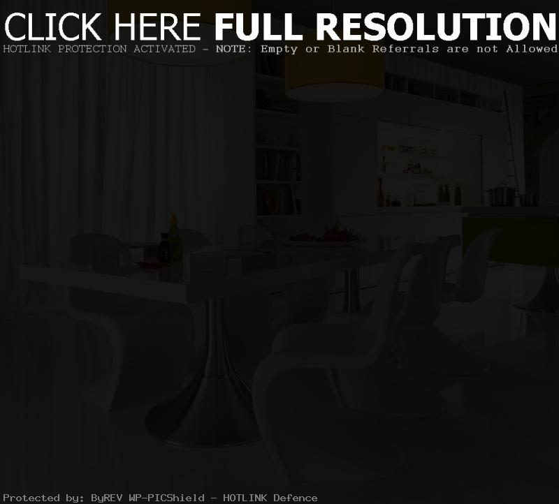 modern dining room tables ideas
