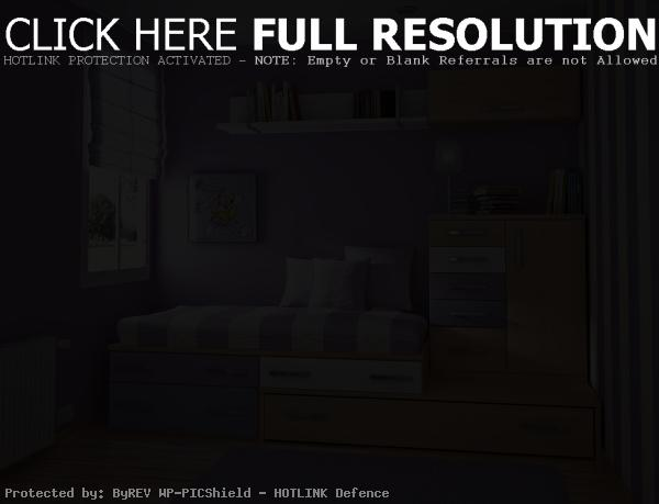 Purple Teen Room Colors Ideas