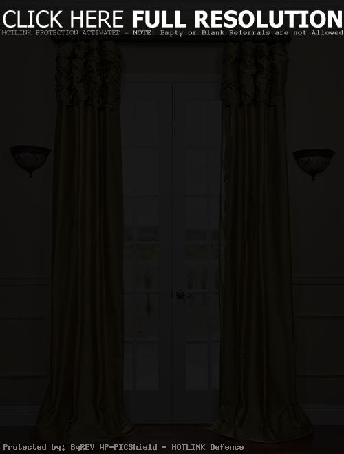 curtains1 decorating design bedroom  Curtains for your Master Bedroom